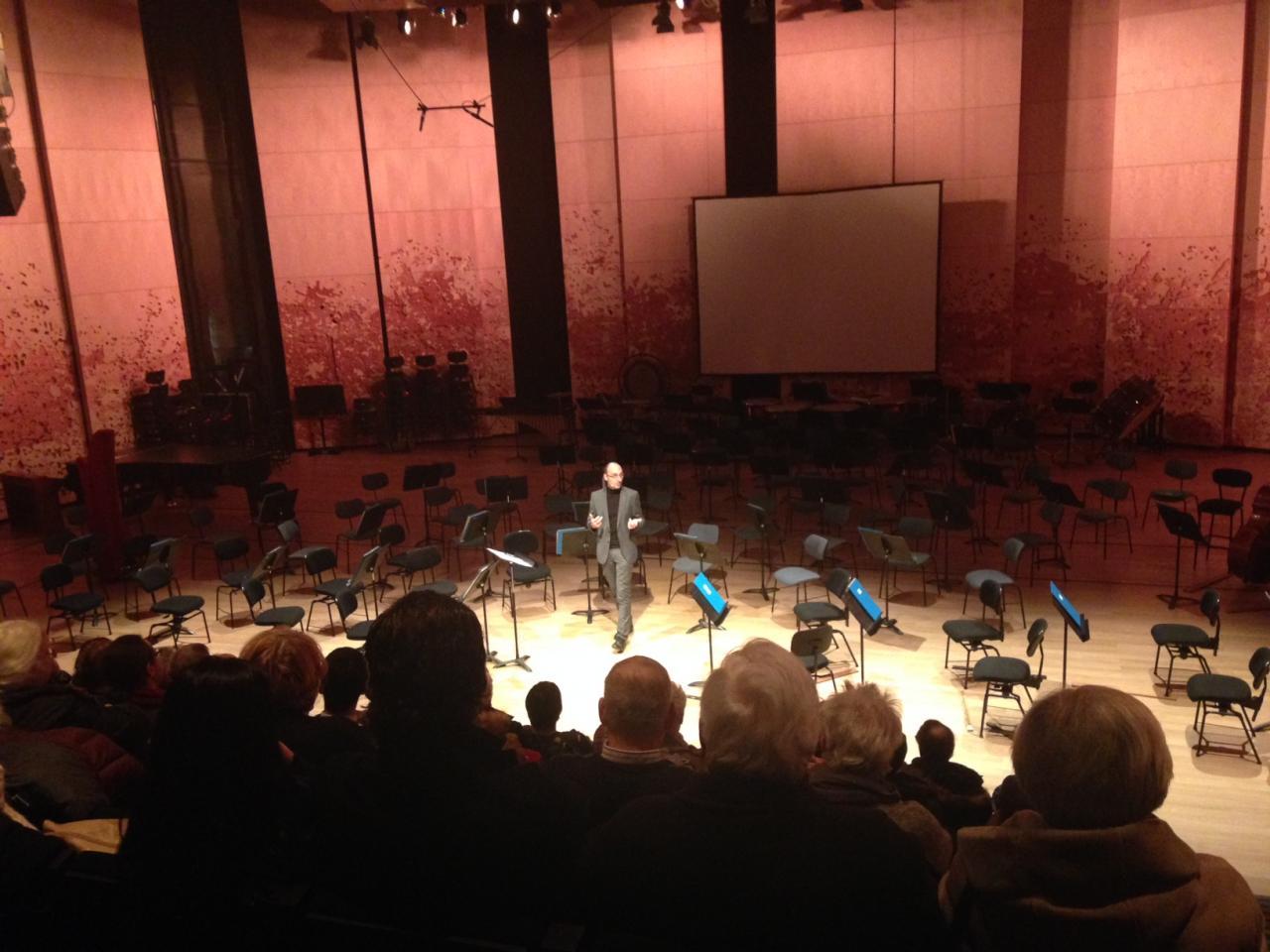 Philharmonie de Paris, 2015